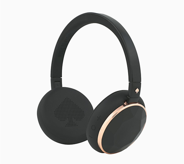 Kate Spade New York Bluetooth Wireless Stylish Headphones