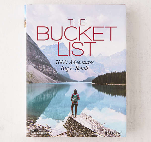 Travel Gift Ideas: The Bucket List 1000 ideas Big & Small book