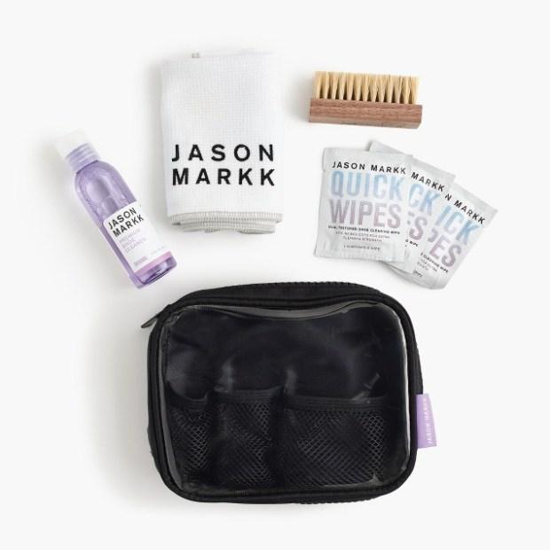 Travel Gift Ideas: Sneaker Travel Cleaning Kit