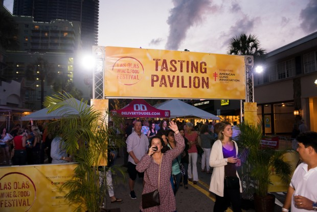 Use Las Olas Wine and Food Festival 2018 Discount Code CGLOVE for 15% OFF tickets