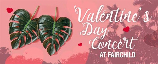 Unique Valentines Date Ideas Coral Gables: Valentines Day Concert at Fairchild Garden