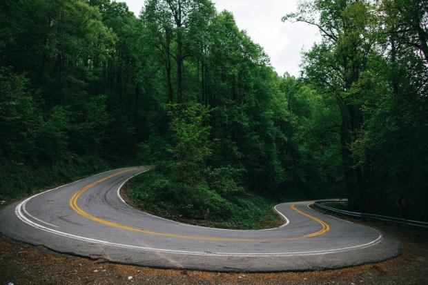 Asheville North Carolina Travel Guide Blueridge Mountains drive