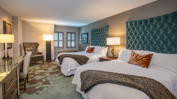 Asheville North Carolina Travel Guide - Grand Bohemian Hotel