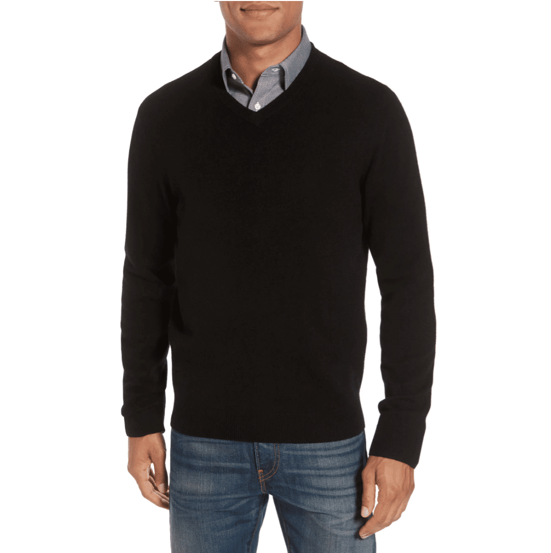 best gifts for him vneck sweater