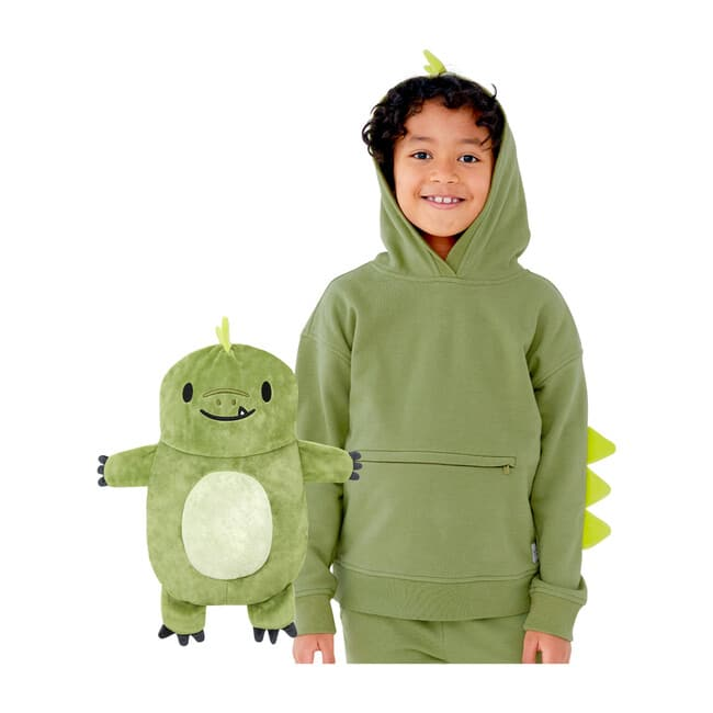 Best Gifts for Kids 2020 dinosaur convertible hoodie