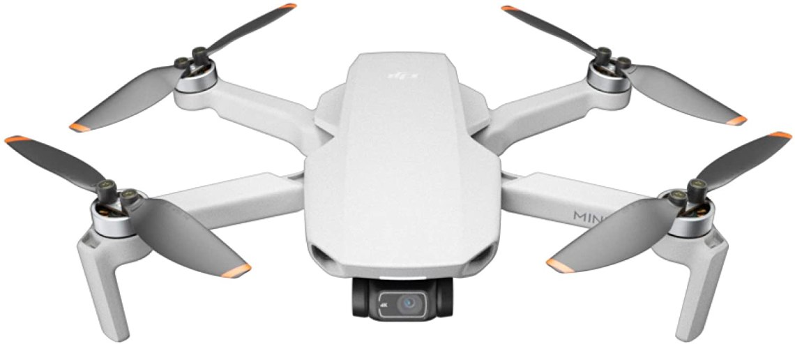 best tech gifts 2020 DJI Mini 2 drone quadcopter