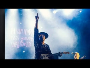 """Carvin Jones – """"Victory Is Mine"""" live performance on RTV Spain Radio3"""