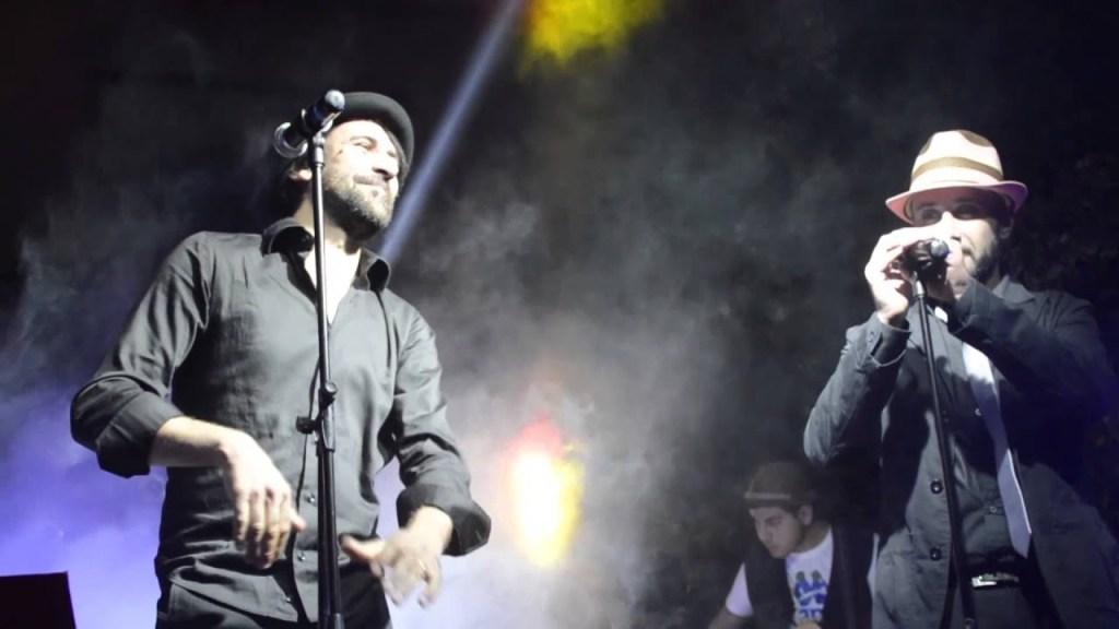 Cicciuzzi – live notte bianca Gangi 2015
