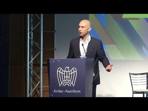 Davide d'Atri @ 'Digitale per crescere' – Anitec | Assinform @Soundreef