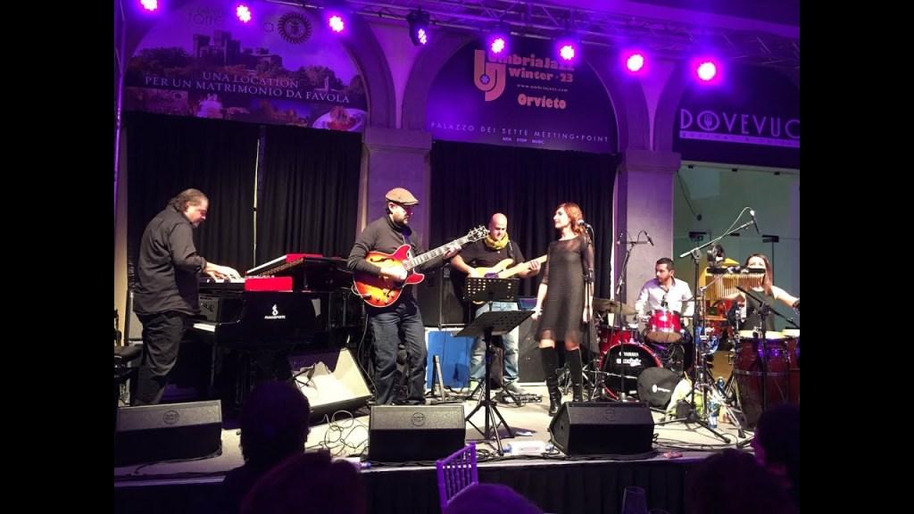 Camera Soul at Umbria Jazz Winter: Push Play