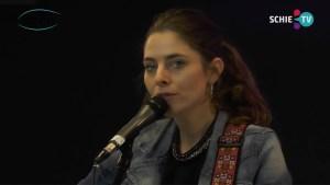 SCHIE TV: Live optreden Maaike Girardin met het nummer Jerico