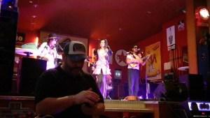 Snowapple – La Bamba – Live @ Breit's Bar, Munster FR