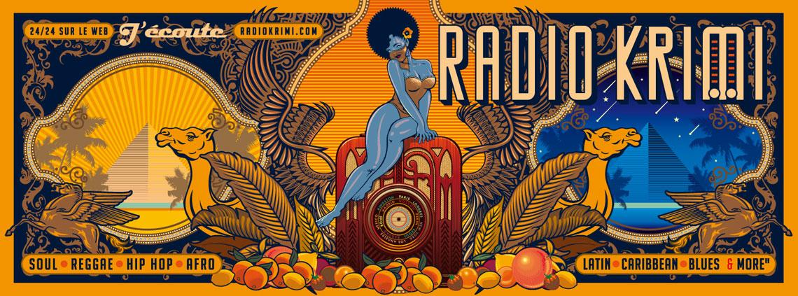 LAKBAYL on Radio Krimi | Playlist du 27 Septembre au 5 octobre