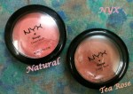 The Sweet N Spicy Of Nyx Orange Cream Blush Corals With Blues