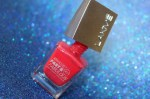 Lakme Fast & Fabulous Punchy Pink Nail Polish Review Swatches