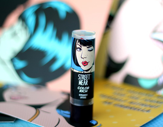 Street Wear Color Rich Lipstick in Fire Your Ex