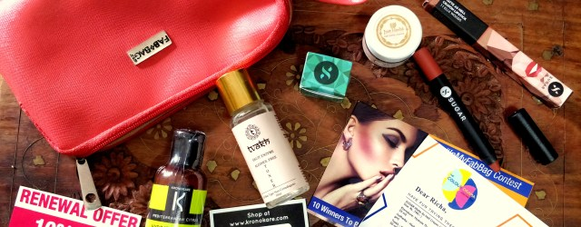 July 2017 The Color Drama Fabbag