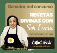 Ganador del concurso Recetas con Sor Lucia