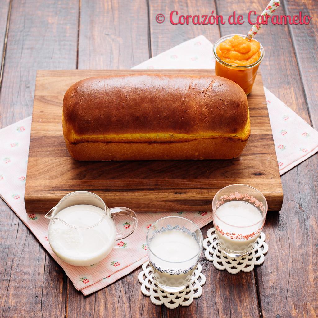 Pan de calabaza y chocolate | Receta de otoño