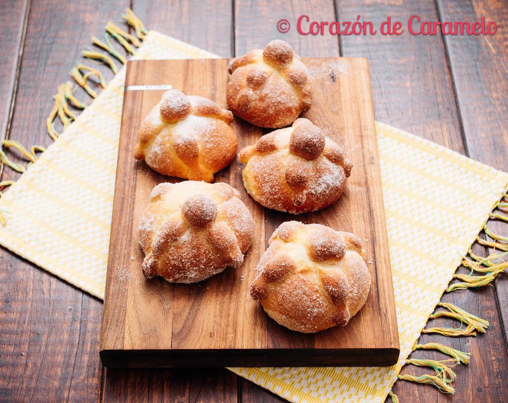 Pan de muerto | Receta mexicana