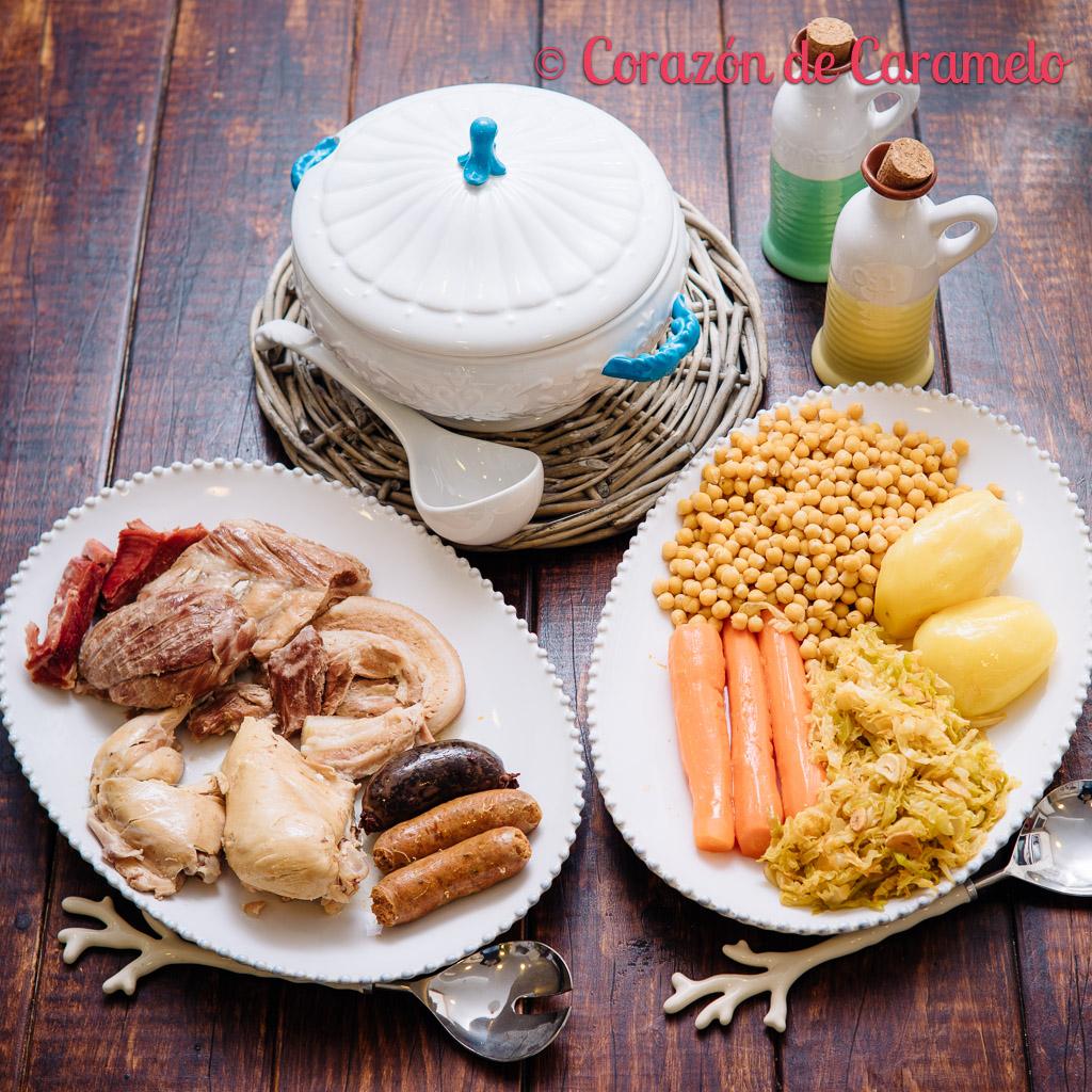 Cocido madrileño | Receta de invierno