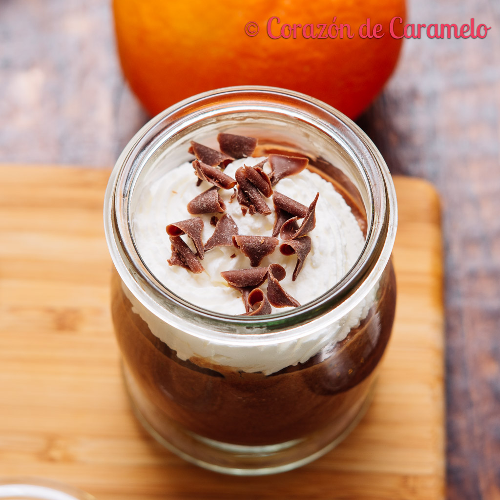 Mousse de chocolate | Receta con y sin Thermomix