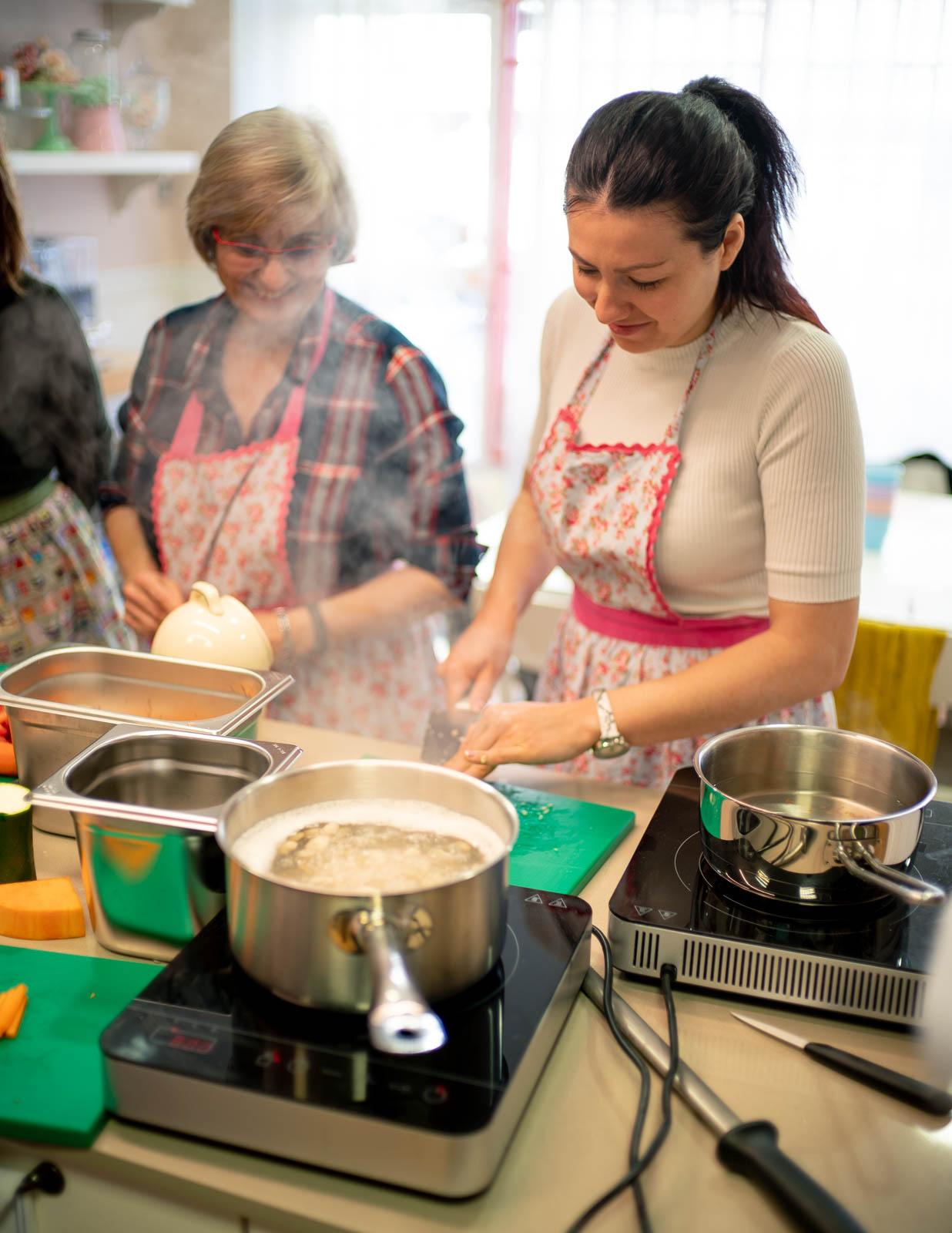Curso de cocina en Madrid | próximas inscripciones
