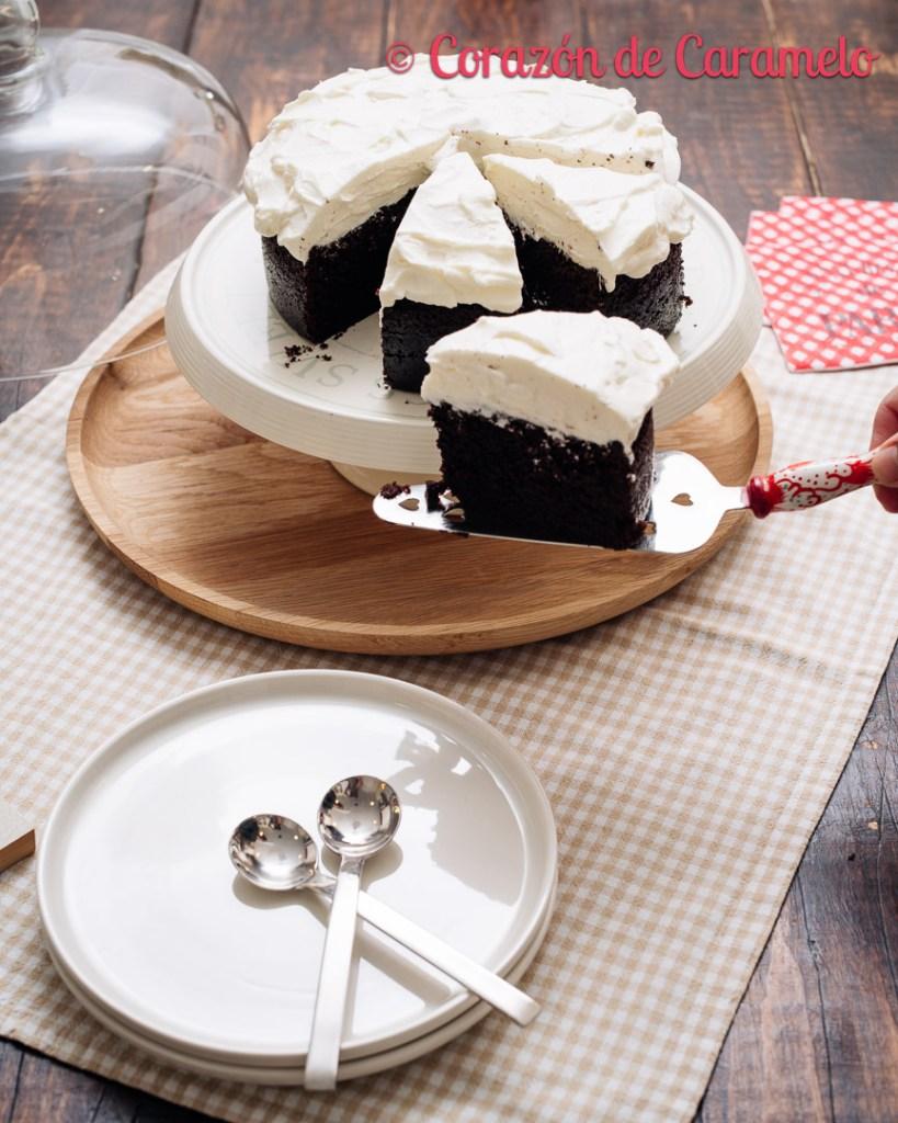 Tarta Guiness | Receta fácil