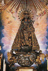 8 DE MAYO NUESTRA SEÑORA DE LOS DESAMPARADOS. PATRONA DE VALENCIA (ESPAÑA)