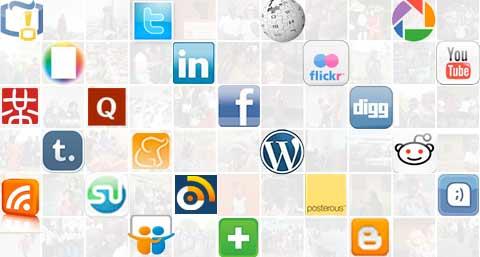 iconos de redes sociales buenas