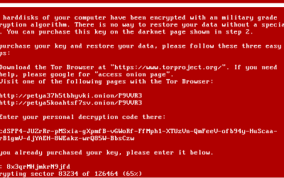What is Petrwrap Petya ransomware?