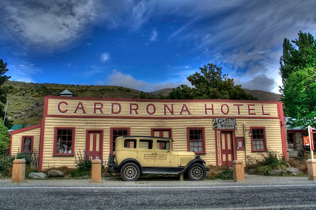 Image result for cardrona hotel