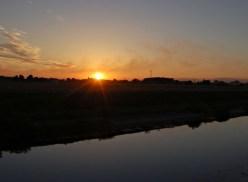Corbolone al tramonto
