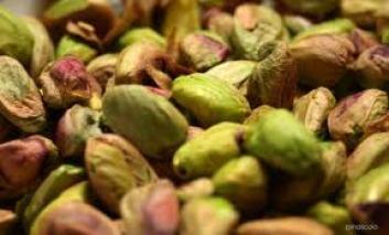 Linguine polvere (pistacchi, prosciutto e finocchietto)