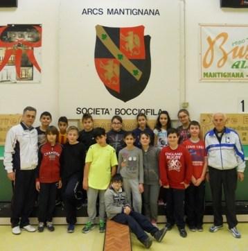 """""""A scuola di bocce"""", a Mantignana parte il progetto fra scuola Bonfigli e Bocciofila 2"""