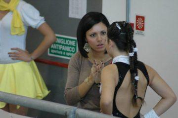 ASD Pattinaggio San Mariano: Chiara Merli, da atleta ad allenatrice 9