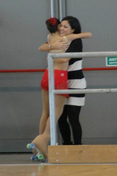 ASD Pattinaggio San Mariano: Chiara Merli, da atleta ad allenatrice 14