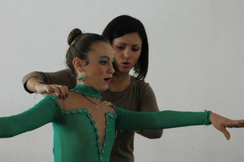 ASD Pattinaggio San Mariano: Chiara Merli, da atleta ad allenatrice 12
