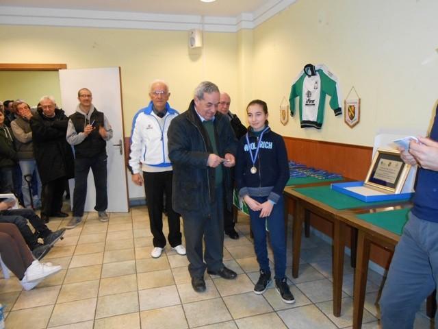 """A Mantignana premiati i ragazzi di """"A Scuola di Bocce"""" 14"""