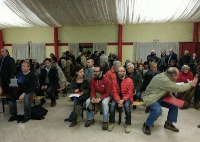 Borgo Giglione nel mirino, si è svolta l'assemblea a Capocavallo 5