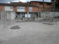 Una buona notizia: buche sistemate sul tetto/parcheggio di Corciano 2