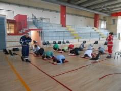 La Croce rossa alla Bonfigli insegna il primo soccorso 19