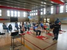 La Croce rossa alla Bonfigli insegna il primo soccorso 7