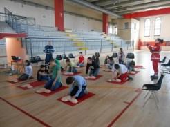 La Croce rossa alla Bonfigli insegna il primo soccorso 3