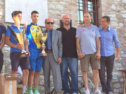 Ciclismo, disputata la Coppa Città di Corciano - 1° Memorial Sestilio Pioppi 11