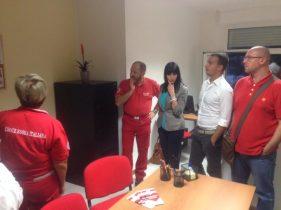 Inaugurato lo sportello d'ascolto della Croce Rossa di Corciano 8