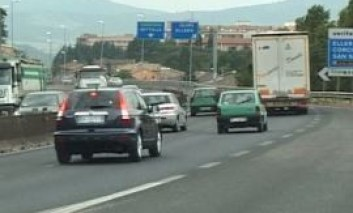 Perugia-Bettolle: cantiere rimosso prima del rientro a scuola, ma tornerà