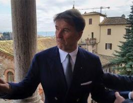 Brunello Cucinelli riceve i sigilli della città di Perugia 5