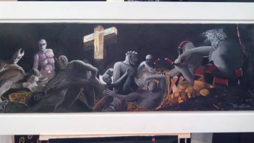 """""""Sentieri di pace"""" in mostra fino al 14 febbraio 1"""