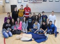 Lezioni di primo soccorso nelle scuole corcianesi 2
